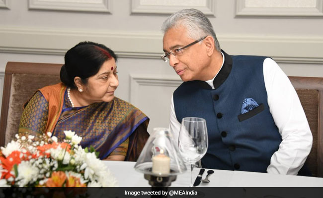 To Further Maritime Security, India And Mauritius Hold Talks