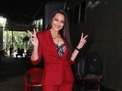 Sonakshi Sinha And Tamannaah Bhatia Prove That The Pantsuit Trend Isn't Going Anywhere
