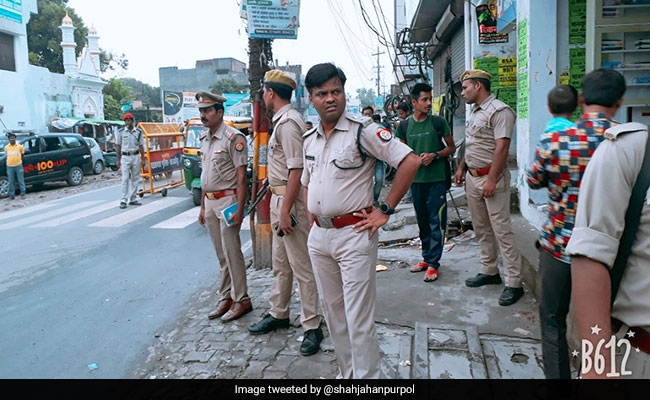 7-Year-Old Girl's Body Found In A Sack On Roof Of Ghaziabad Mosque