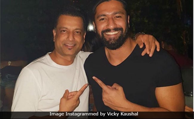 Sanju: Vicky Kaushal Shares Pic With Real Life Kamli. The Internet Simply Loves It