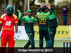 4th ODI: Fakhar Zaman Hits Record Double Ton As Pakistan Crush Zimbabwe