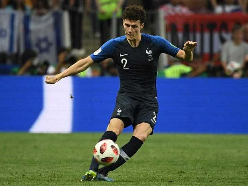 World Cup 2018 best goal: Benjamin Pavard Get Best Award
