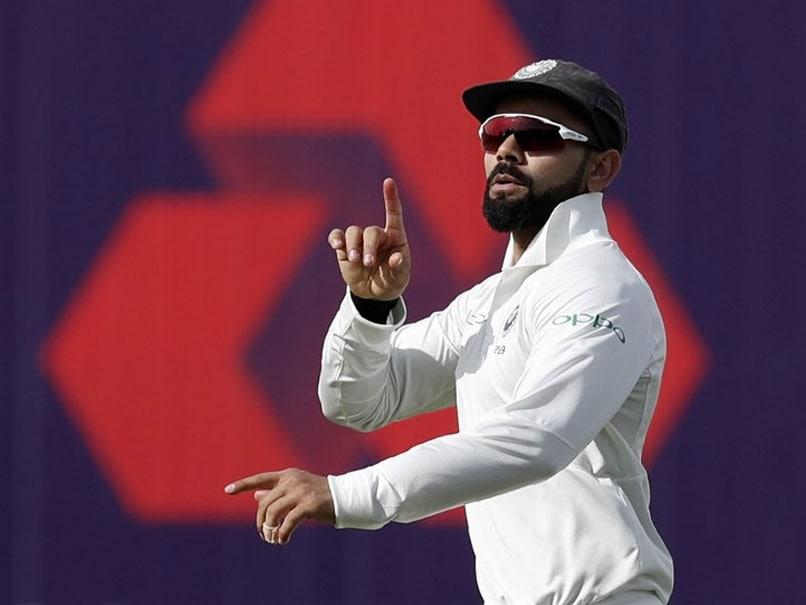 India vs England: Virat Kohli Mocks Joe Root With Mic-Drop Celebration After Run Out. Watch