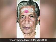 Sabarimala Seniormost Head Priest Dies At 91