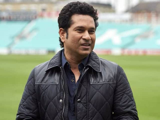Sachin Tendulkar Had Thought His First Test Innings Would Be His Last