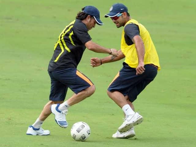 Watch: After Virat Kohli, Sachin Tendulkar Urges Fans To Support Indian Football