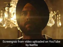 <I>Sacred Games</I> Star Saif Ali Khan' Would Have Produced Something Like This'