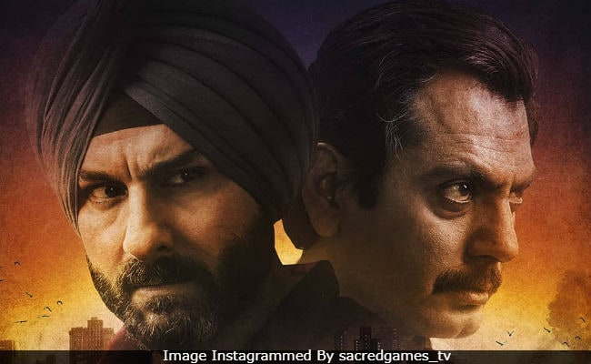 Sacred Games Review: Marvellous Performances From Saif Ali Khan And Nawazuddin Siddiqui