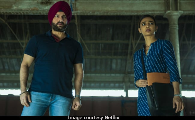 Sacred Games Trailer: Saif Ali Khan Desperately Trying To Save Mumbai From Nawazuddin Siddiqui, Who Plays 'God'