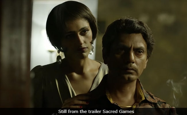 Sacred Games Actress Kubbra Sait On How Prosthetics Helped Her Play Transgender Character