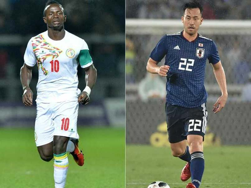 World Cup 2018, Japan vs Senegal: When And Where To Watch, Live Coverage On TV, Live Streaming Online