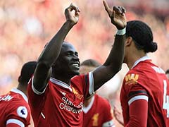 Champions League Final: Mane Sends 300 Liverpool Jerseys To Home Village
