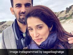 Sagarika Ghatge And Zaheer Khan Are Vacationing On Kangaroo Island In Australia