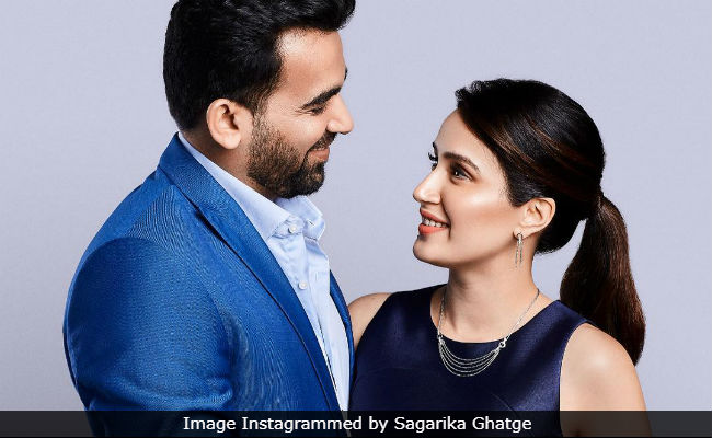 Guess Who Sagarika Ghatge Would Like To See As Husband Zaheer Khan Onscreen
