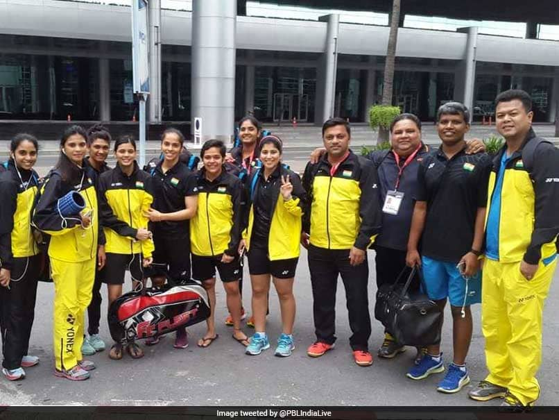 Thomas and Uber Cup 2018: Saina Nehwal Stars As India Hammer Australia 4-1