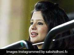 MS Dhoni's Wife Sakshi Seeks Arms Licence, Alleges Threat To Security