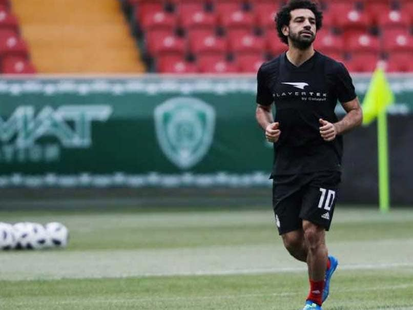 Why Salah didn't play against Uruguay-Egypt's coach