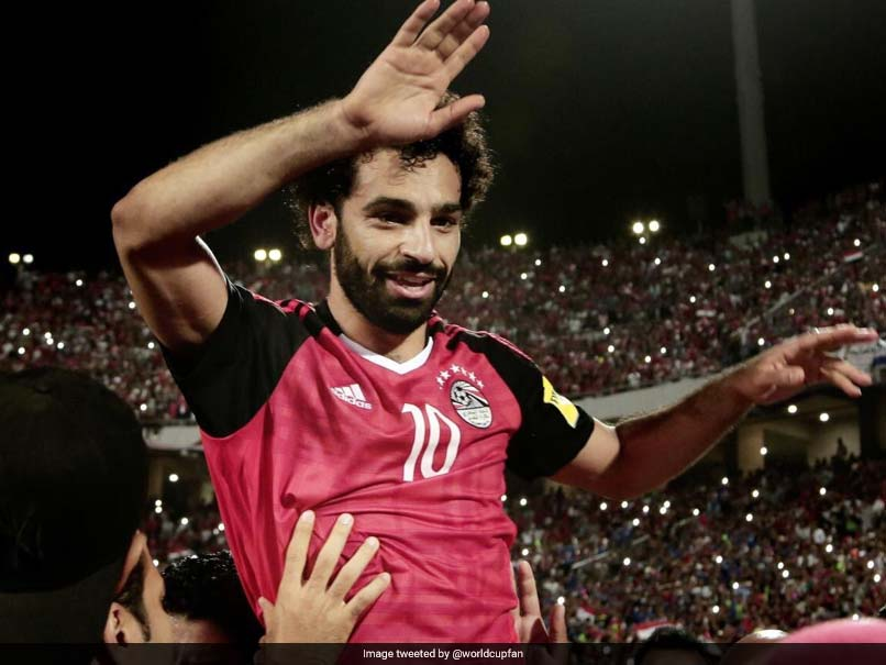 Salah joins Egypt training camp, but may sit out Uruguay opener