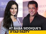 Video : Salman, Katrina & Other Stars At Baba Siddique's <i>Iftar</i> Party