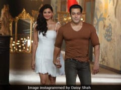 Salman Khan's Reaction To Daisy Shah's <i>Race 3</i> Meme Will Make You ROFL