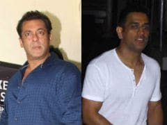 <i>Race 3</i>: Dhoni And Sakshi Were Salman Khan's Special Guests At Screening