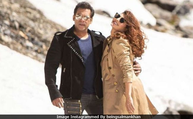 Race 3: Salman Khan Posts Thank You Note For Jammu And Kashmir Tourism