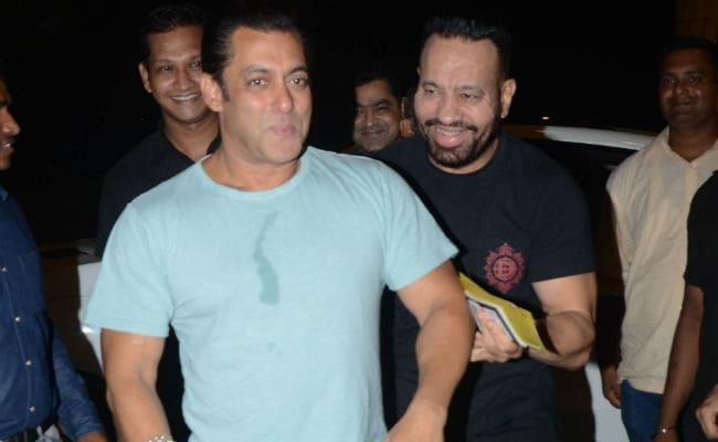 Salman Khan To Launch Bodyguard Sheras Son In Bollywood Soon Reports
