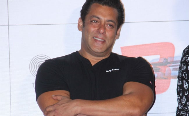 Salman Khan On Blackbuck Verdict'Did You Think I Was Going To Go In Forever