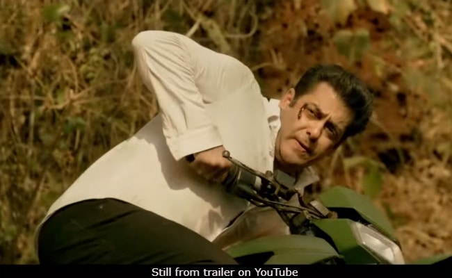 Race 3 Stunts Were Not As Easy As Salman Khan Makes Them Look. For Example...
