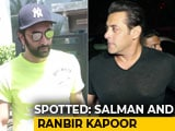 Video : Celeb Spotting: Salman, Ranbir, Varun & Others