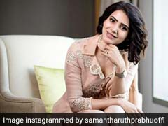 Inside Actress Samantha Ruth Prabhu's Makeup Bag