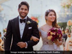 Samantha Ruth Prabhu Shares Unseen Video From Her Wedding. Seen Yet?