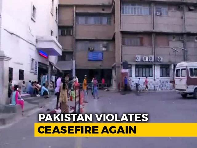 Video : Four BSF Personnel Dead In Pakistani Firing In Jammu And Kashmir's Samba