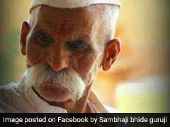 Rioting Cases Against Maharashtra Right-Wing Leader Sambhaji Bhide Dropped, Reveals RTI