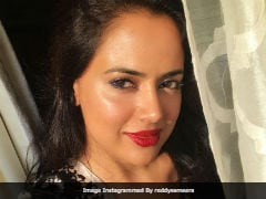 Long Time No See, Sameera Reddy (Remember Her?)