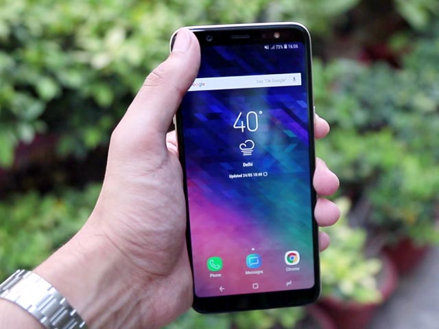 Video : Samsung Galaxy A6+ Review: Camera, Battery Life, Performance, And More