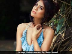 Sana Saeed On <i>Comedy Circus Returns</i> Role: 'I'm Not Going To Just Add Glam Quotient'