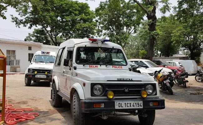 sangam vihar   delhi police