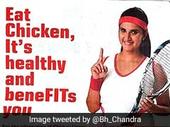 """Sania Mirza Asked To Publicly Disassociate From """"Misleading"""" Poultry Advertisement"""