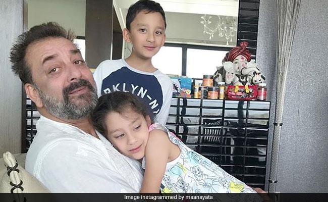 On Ranbir Kapoor's Sanju Day, 'Proud Wife' Maanyata Shares Emotional Message For Real-Life Sanjay Dutt