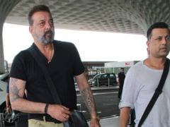 Sanjay Dutt Spotted With Friend Who Inspired Vicky Kaushal's 'Kamli' In <i>Sanju</i>