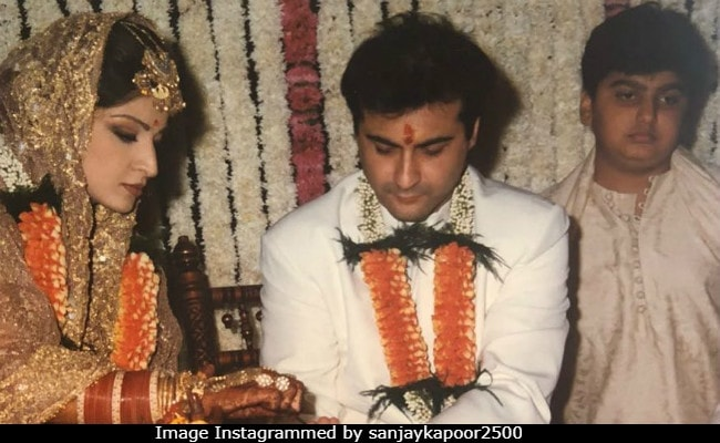 Arjun Kapoor, Who So Serious? Uncle Sanjay Explains In Throwback Pic From His Wedding