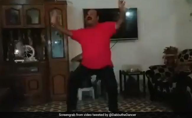 'डब्बू अंकल' को मिला पहला एड, किया धांसू डांस, वायरल हुआ VIDEO