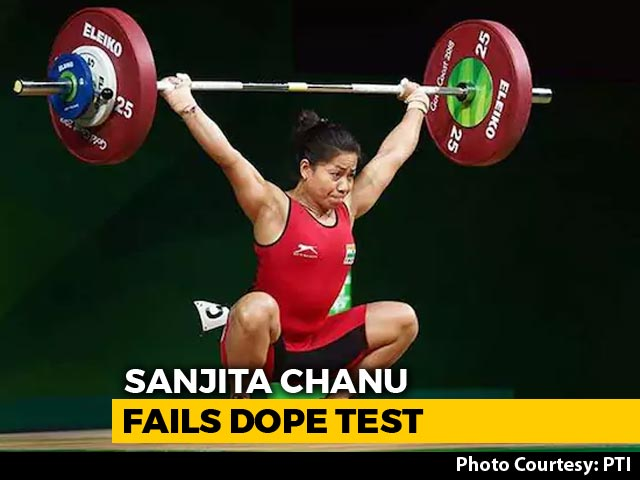 India Weightlifter Sanjita Chanu Denies Doping Charges