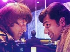 <i>Sanju</i> Poster: Presenting Ranbir Kapoor And His 'Best Friend' Vicky Kaushal