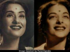 After New <I>Sanju</i> Poster, Comparisons Of Manisha Koirala And Nargis Go Viral