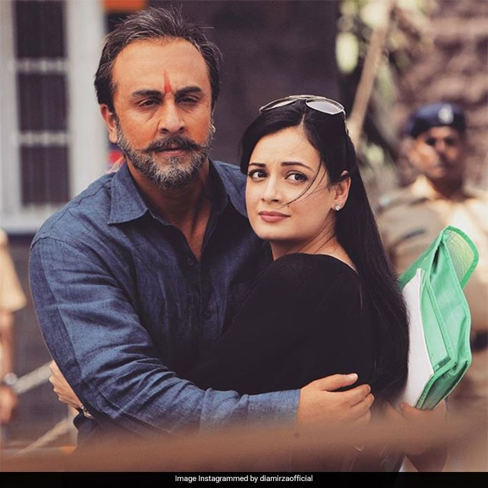 sanju review instagram