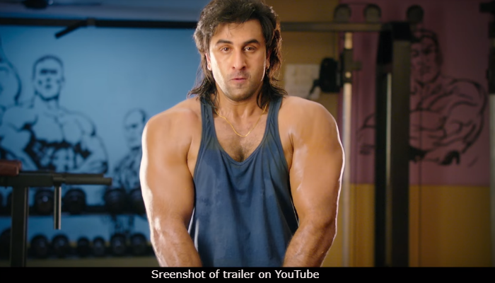 sanju trailer youtube