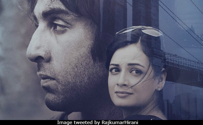 Sanju New Poster: Meet Dia Mirza As Sanjay Dutt's Wife Maanyata