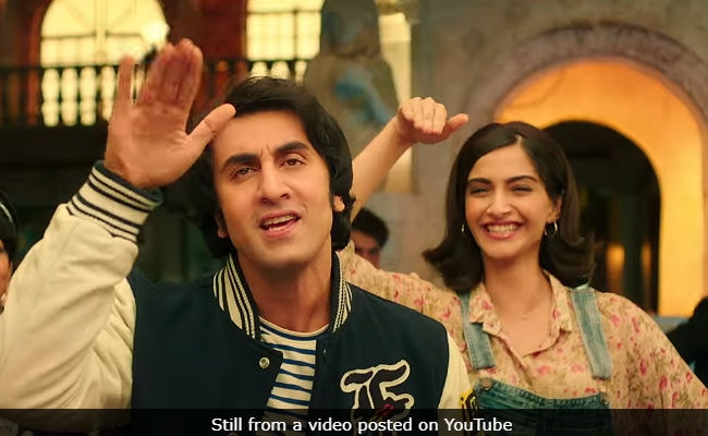 Sanju Song Badhiya: Ranbir Kapoor And Sonam Kapoor Revive The Charm Of The 80s